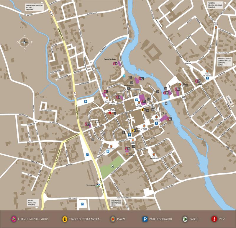 Cartina Del Veneto E Friuli.Ciaoin Friuli Venezia Giulia Veneto Progettazione E Realizzazione Di Sistemi Di Comunicazione Integrata